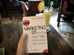 [Review Sách] Free Marketing: 101 ý tưởng phát triển doanh nghiệp với chi phí thấp của Jim Cockrum