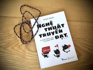 [Review Sách] Nghệ Thuật Truyền Đạt: Cuốn sách vô cùng nguy hiểm, ảnh hưởng tới tính mạng của chị em!
