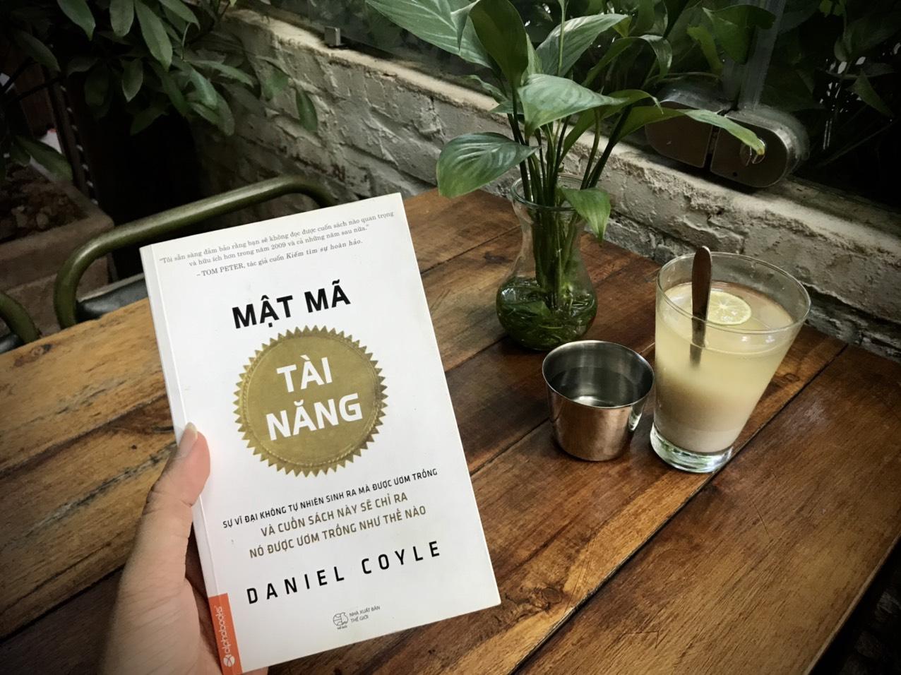 [Review Sách] Mật Mã Tài Năng của Daniel Coyle: Thiên tài không tự nhiên sinh ra mà được ươm trồng.