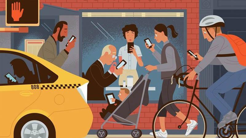 Điện thoại - người bạn hay là kẻ thù của xã hội loài người?