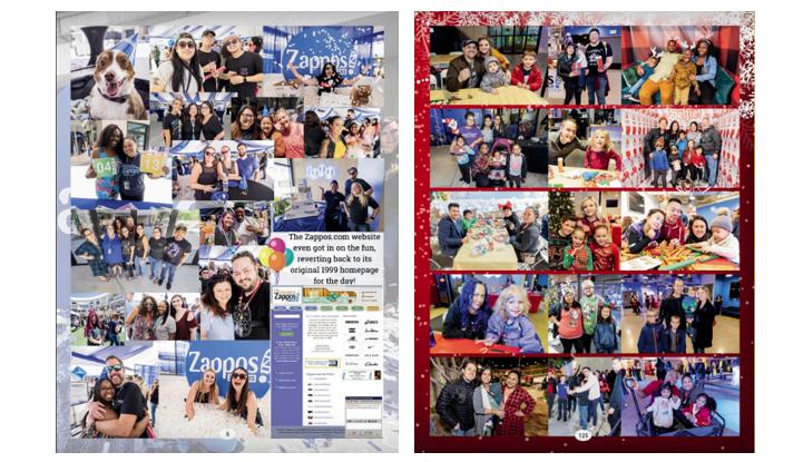 văn hóa gia đình zappos