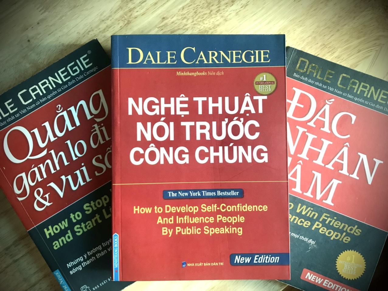You are currently viewing Review sách nghệ thuật nói trước công chúng của Dale Carnegie